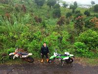 Off-Road Ke Zona Merah, Perbatasan Banjarnegara - Batang