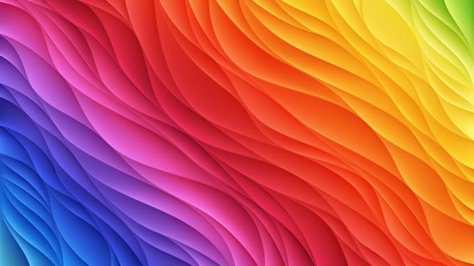 Tela de Fundo Abstrato Colorido