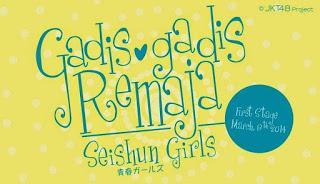 JKT48 Setlist Seishun Girl (Gadis Gadis Remaja)