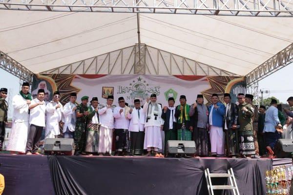 Bupati Sukabumi ; Santri Harus Mendunia ,Siap Menghadapi Perkembangan Jaman