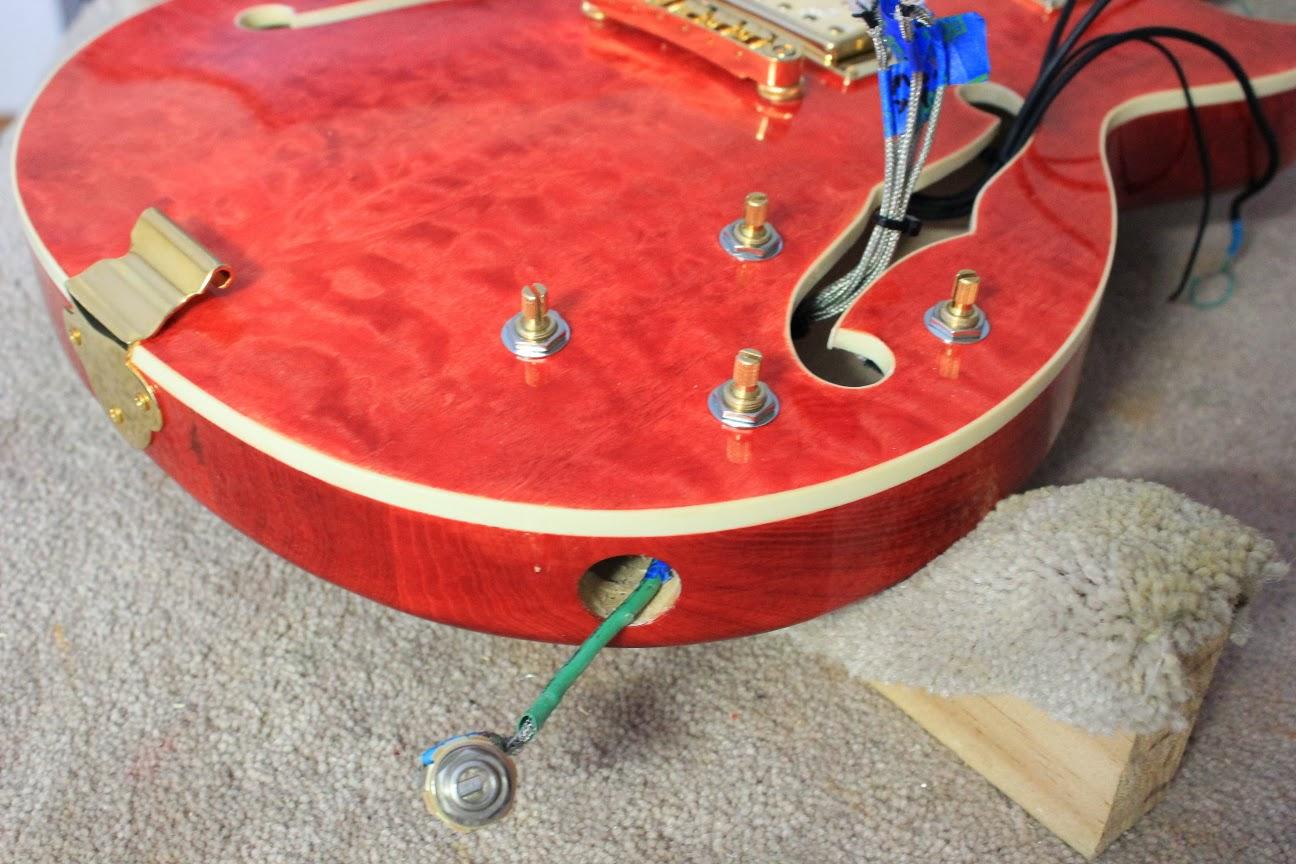 Gfs Dream 180 Wiring Diagram Ducane Furnace Guitar Kit Builder Les Paul Florentine Vintage 50s
