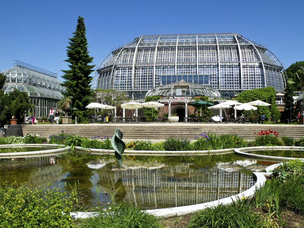 Das Blog: The Botanical Garden In Berlin ( Botanischer