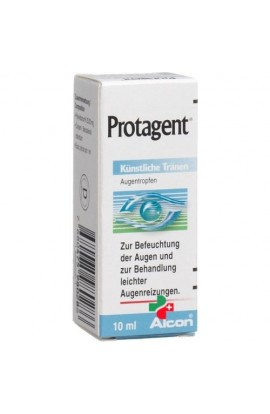 سعر ودواعي استعمال قطرة عين بروتاجنت Protagent للعين