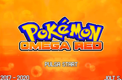 Pokemon Omega Red 4.0 para GBA Imagen Portada