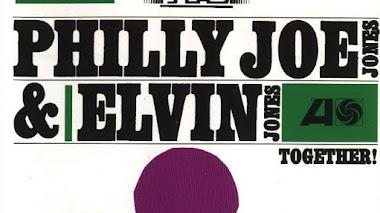 Philly Joe Jones & Elvin Jones - Together! (1964)