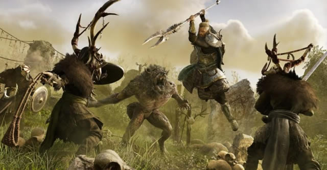 Valhalla DLC Druid