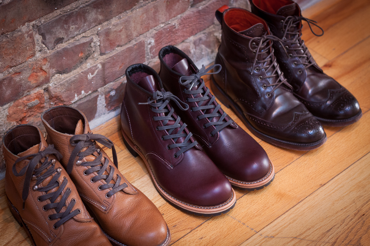 3e97a76c159 First Impressions - Red Wing Beckman 9011 (Seconds from STP)