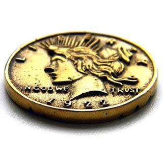 Монета Двуликого ( Монета Харви Дента ) купить интернет магазин