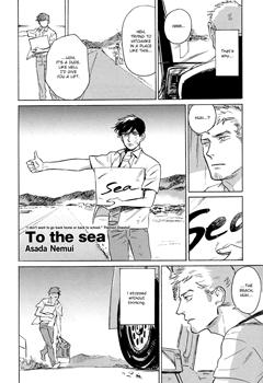 To the Sea Manga