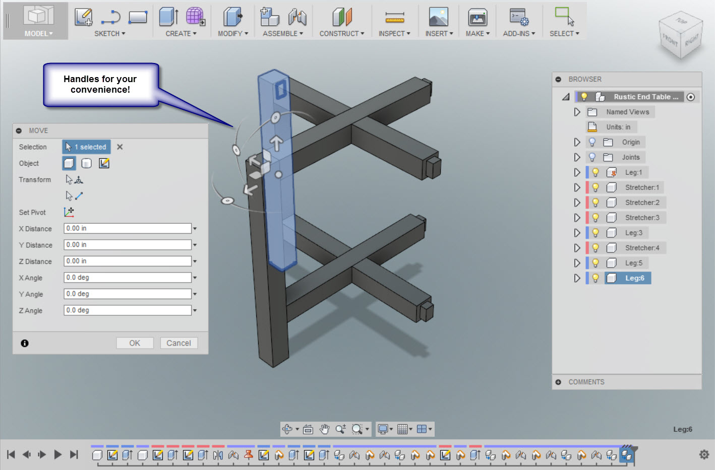 Life with Fusion 360 - Copying and Pasting Components in