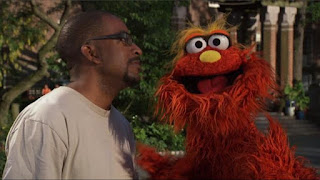 Sesame Street Episode 4306 The Letter G Song, Murray What's the Word on the Street Grimace