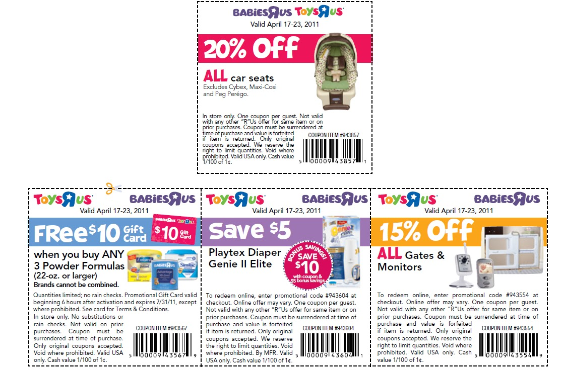 photograph relating to Toysrus Printable Coupons titled Toysrus retail outlet discount codes / No cost calvin klein