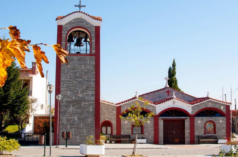 Χειροτονία νέου Ιεροδιακόνου και Θυρανοίξια παρεκκλησίου στην Αισύμη