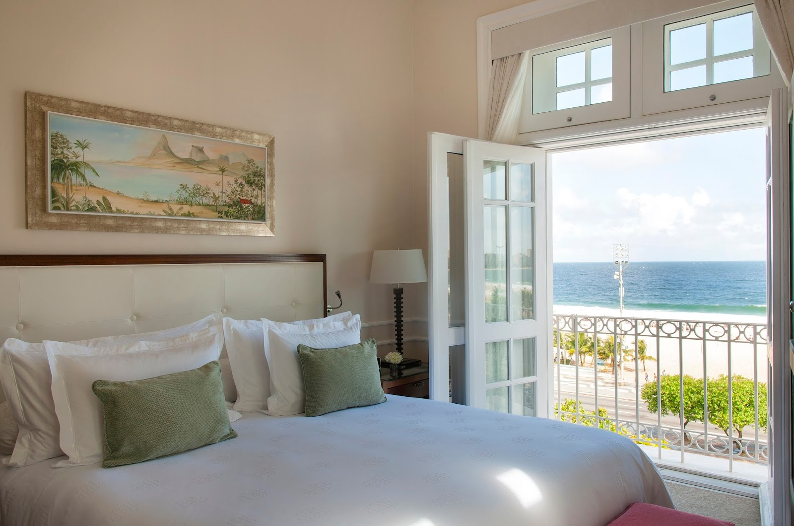 Belmond Copacabana Palace Hotel Room