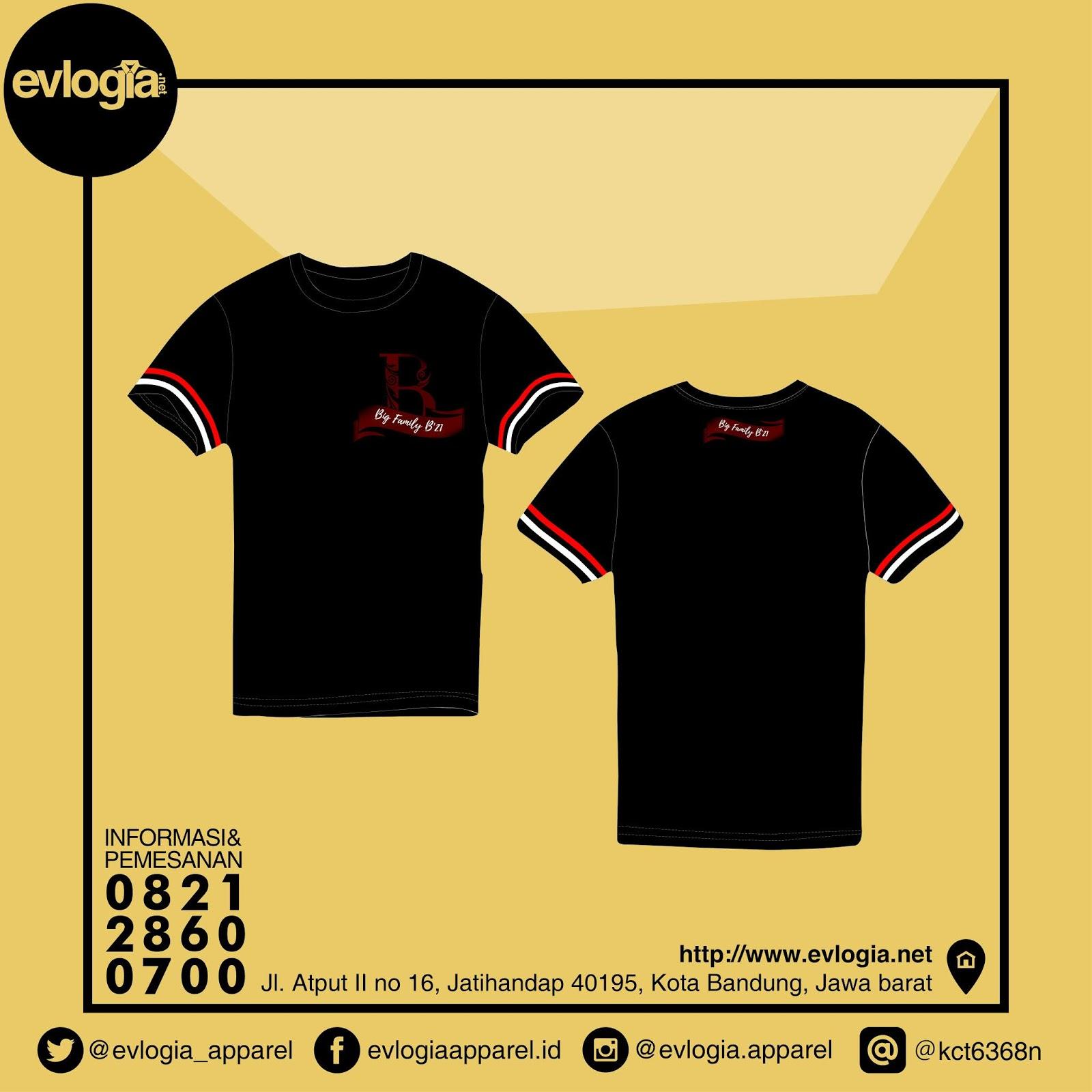Bikin Baju / Kaos Murah Berkualitas Bandung - Model Anak Alumni