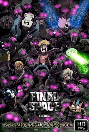 Final Space Temporada 3 [1080p] [Latino-Ingles] [MEGA]