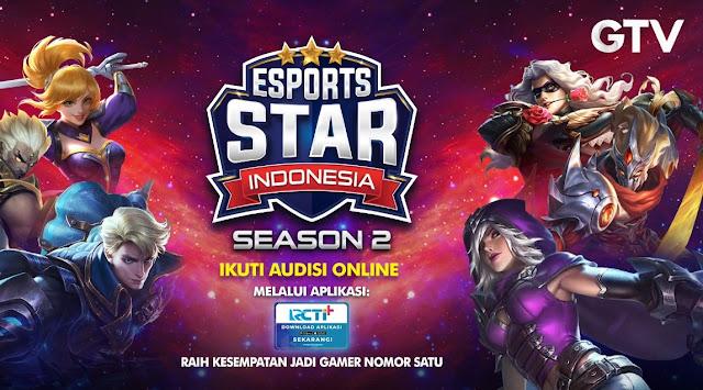 esport star indonesia, esport stas rcti, esports star indonesia