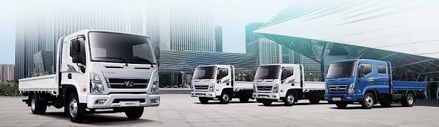 Báo giá lăn bánh xe tải Hyundai mới nhất