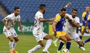 مشاهدة مباراة النصر والوحدة الإماراتي