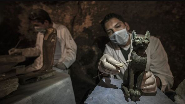 Mummies Discovered