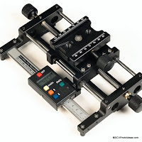 Updated Linear Motion MS5 DSP Macro Rail with Digital Scale from Hejnar PHOTO