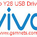 Vivo Y28 USB Driver Download