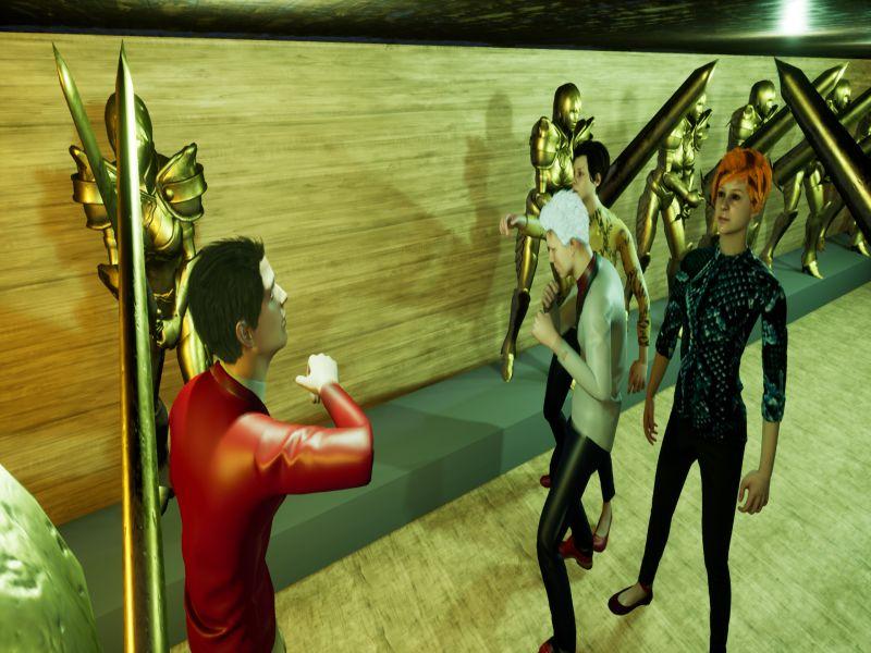 Gazmatera Return Of The Generals PC Game Free Download