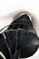 Dentro del faro