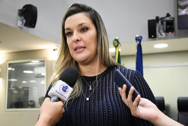 Camila Toscano descarta aliança com a família Paulino para sucessão em Guarabira