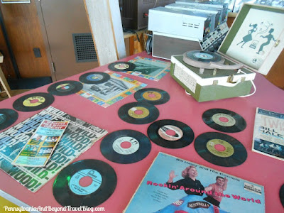The Doo Wop Preservation Museum in Wildwood in New Jersey