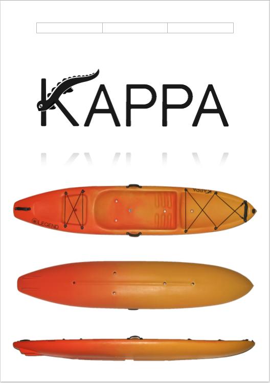 Legend Kappa Kids Kayak