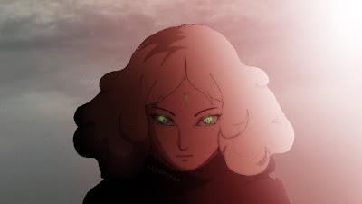Delta karakter anime boruto