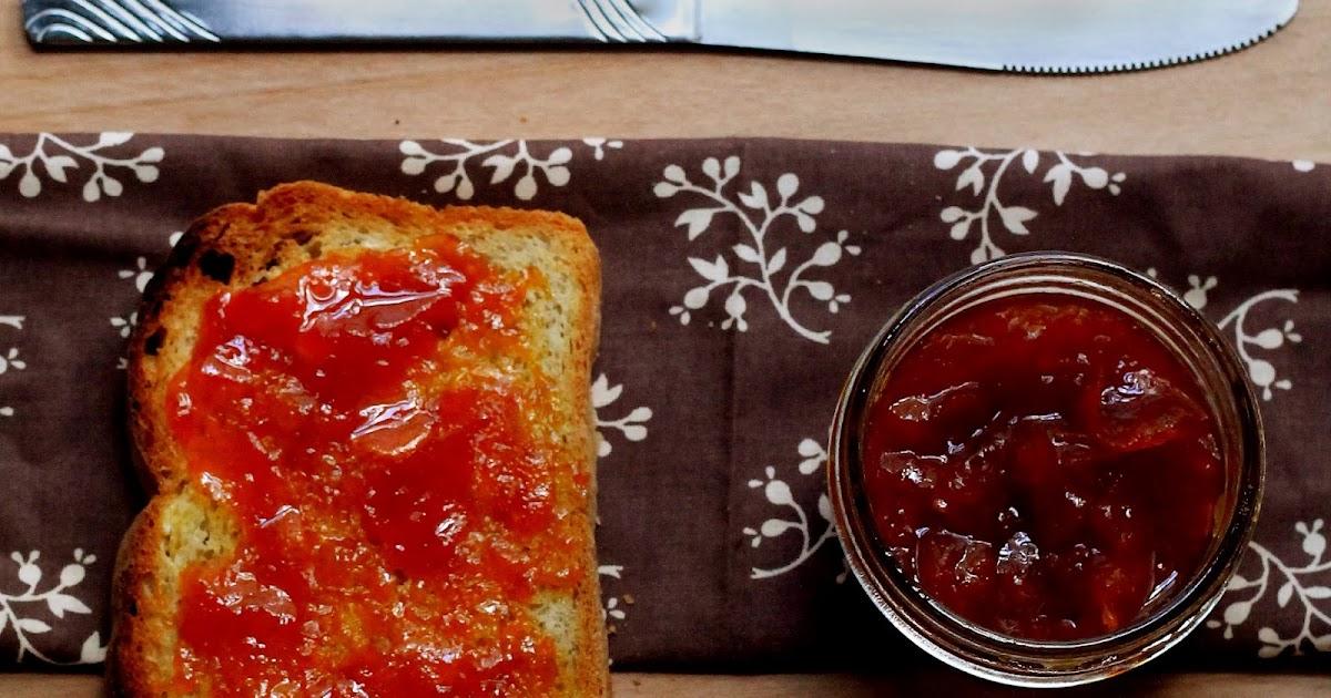DELICI-OWH-SO: Orange Marmalade