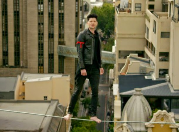 Man on a Wire by The Script