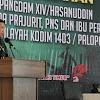 Pangdam Hasanuddin Kunjungi Kodim 1403/ Palopo