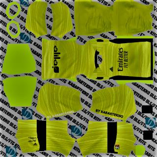DLS Kit 2021 Olympique Lyon