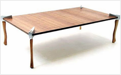 Woodsman Axe Coffee Table;UNIQUE COFFEE TABLES FOR SALE;