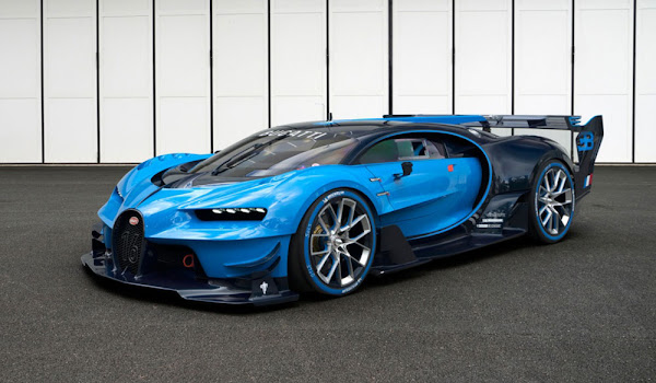 Bugatti Veyron Gran Tourismo Gerçekmi Oluyor
