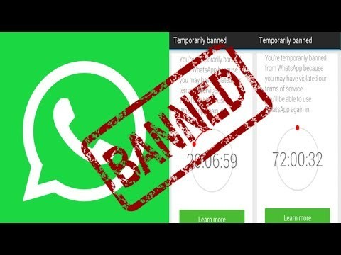 How to Solves GB Whatsapp Temporarily Ban issue - Read