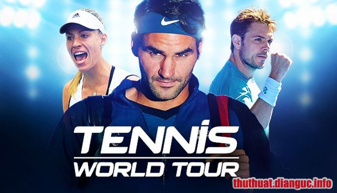 Download Game Tennis World Tour Full Cr@ck