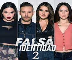 Falsa identidad 2 capítulo 43 - telemundo