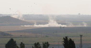 عدوان تركيا على سوريا يتوالى .. سوريا الديمقراطية تتصدى وتسقط طائرة وتعتقل خلية تابعة للأتراك
