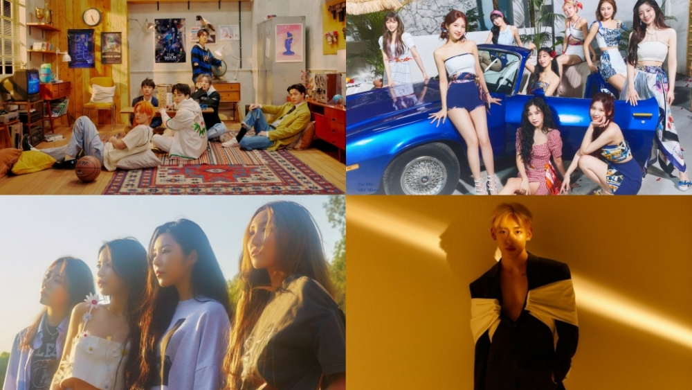 This is a List of K-Pop Idol Comebacks and Debuts in June 2021