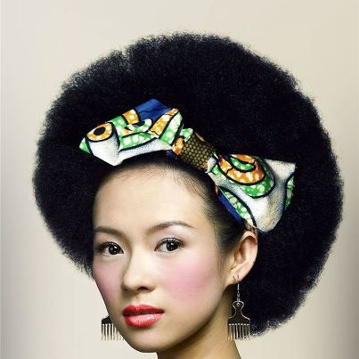 hairnista where natural hair and fashion meet afro perm takes asia by storm