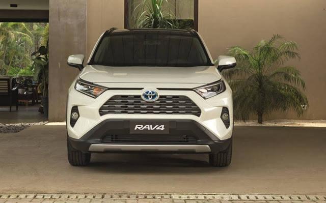 Novo Toyota RAV4 Hybrid 2020