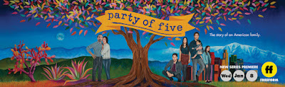 Party Of Five 2020 Series Poster 2