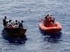 Un muerto y 15 sobrevivientes por naufragio de yola iba a Puerto Rico