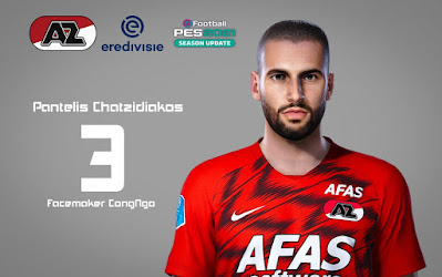 PES 2021 Faces Pantelis Chatzidiakos by CongNgo