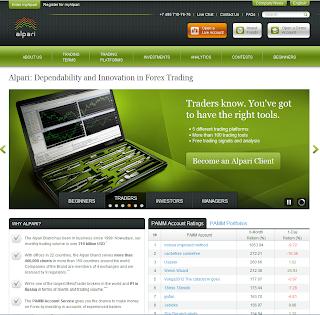 Brokers de opciones binarias forex