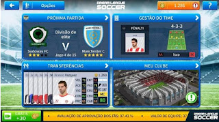 apk dream league soccer